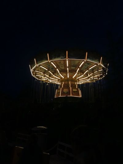 In the night Illuminated Night Arts Culture And Entertainment Glowing Motion Sky Outdoors Dark Lighting Equipment