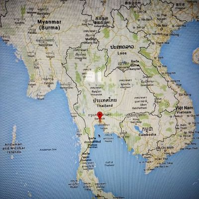 Thailand, Malaysia, maybe Vietnam Summer Trip Ready2go Adventure