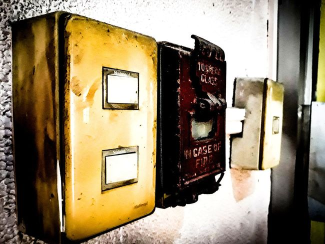 """""""There are no facts, only interpretation."""" -Frienrich NietzchePerspectives And Dimensions Abandoned Indoors  Electricity  Dark Photography Close-up Dimenishing Perspective Dimentional Fading Perspective Electricity Box FriedrichNietzsche"""