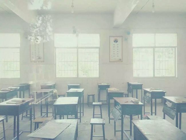 Classroom Previous No People