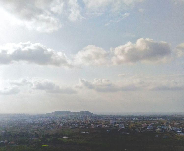 Areal view of Maharashtra. Life Of A Traveller Gitty Image Pune, India Maharashtratourism Areal View Cloud - Sky City Mountain Nature Outdoors