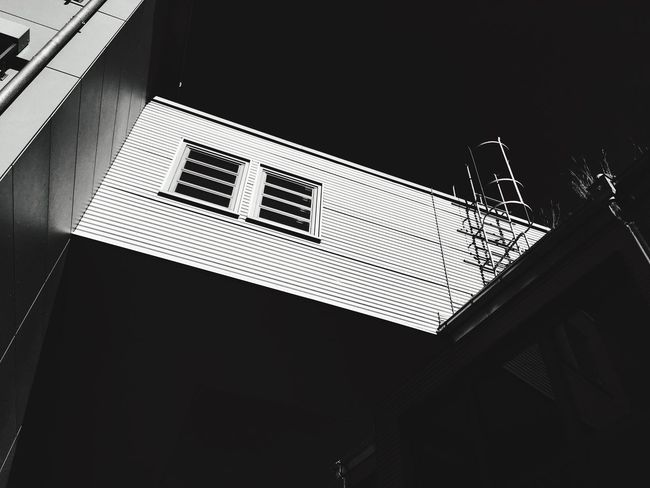 Low Angle View Architecture Built Structure Building Exterior No People Outdoors Day Sky Colour Your Horizn The Architect - 2018 EyeEm Awards
