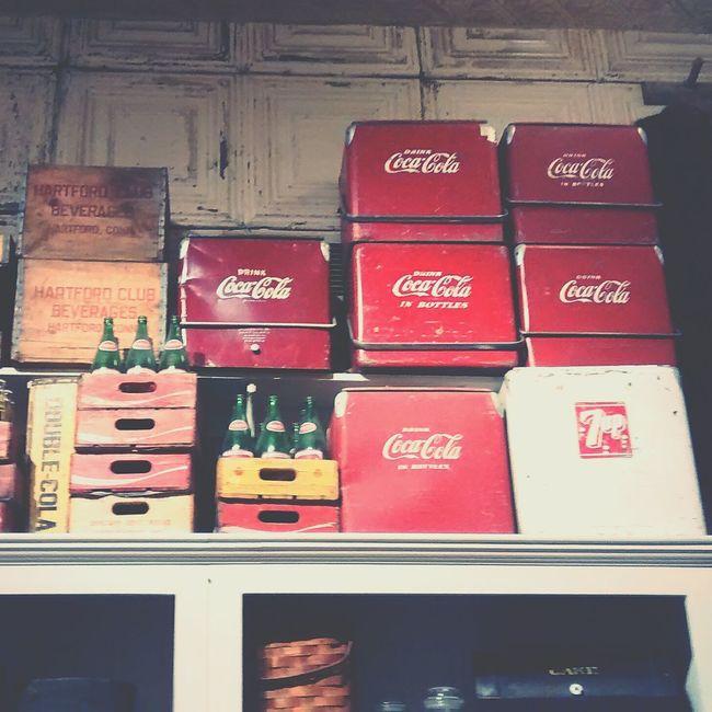 Coca Cola Bass Pro Shops Foxborought Vintage