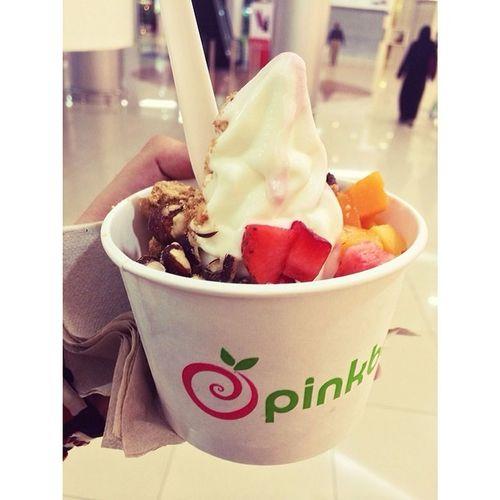 Can never get enough frozen yogurttttt ??
