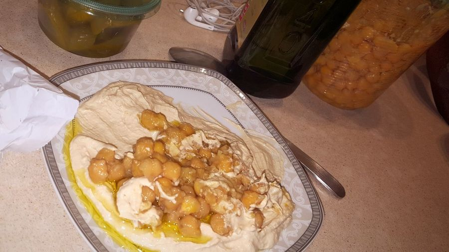 Humos 🍴🙂🍴brunch 🍷 Wine Ready-to-eat Oyster  High Angle View Food Special👌shot 2016 Enjoying Life Hello World Isreal  Isreal  Isreal  Isreal  Isreal  Isreal  😘😘😘happy Time! Leaf Nature Non-urban Scene Isreal  Isreal  Isreal