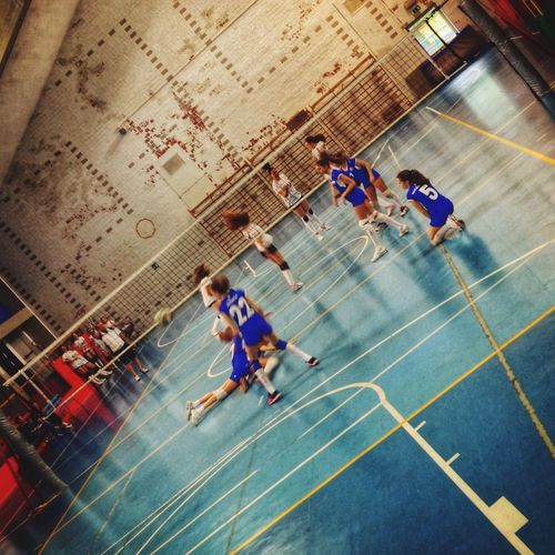 Pallavolo Match Playoff Sport Game Volleyball Volleyball❤ Prato Taking Photos Enjoying Life