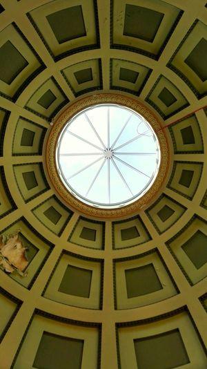 Museum Dome Ceiling Doors Open Day Renfrewshire 2015