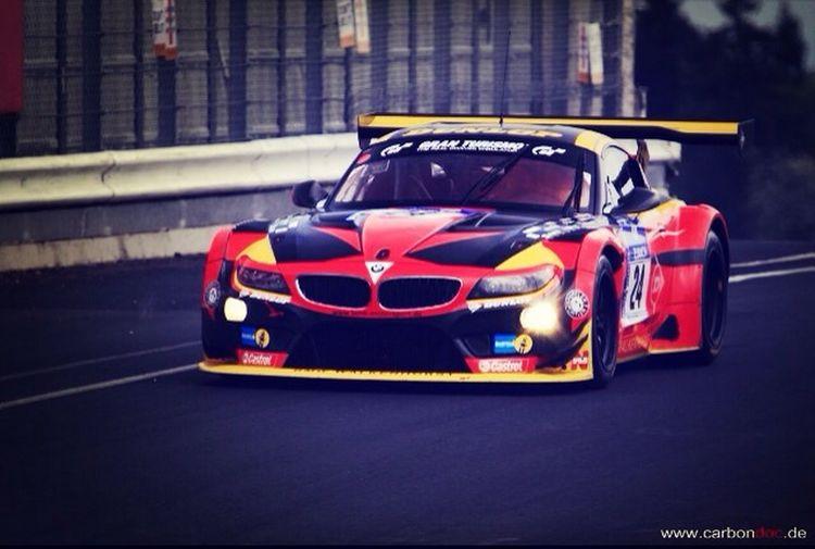BMW Z4 GT3 @ 24h Nürburgring 2013 Nurburgring