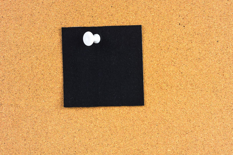 notice Office Work Black Color Blank Close-up Day Important Indoors  No People Notice Noticeboard Paper Push Pins Reminder