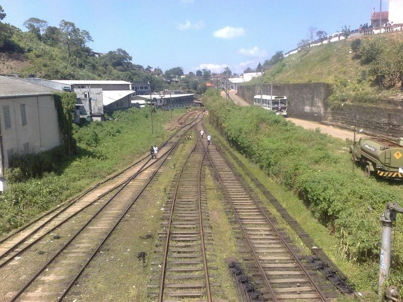 railway sri lanka srilanka Hatton