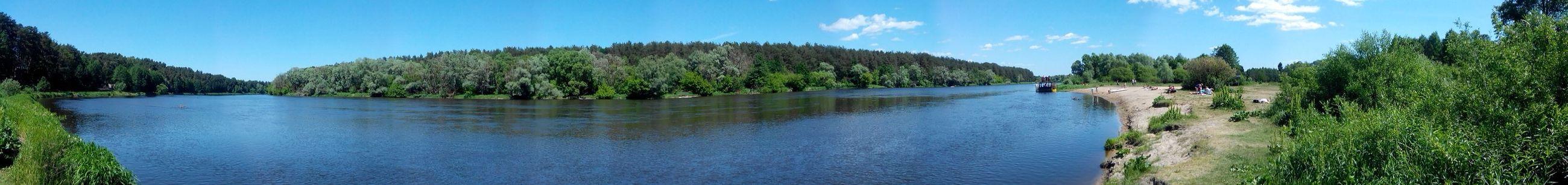 Serpelice Bug River River Beach Landscape Water Landscape