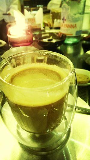 Black coffee Coffee