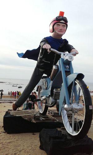 Les Meules Bleues Mobylette Motobecane Motorbike Sion L Ocean Vendée