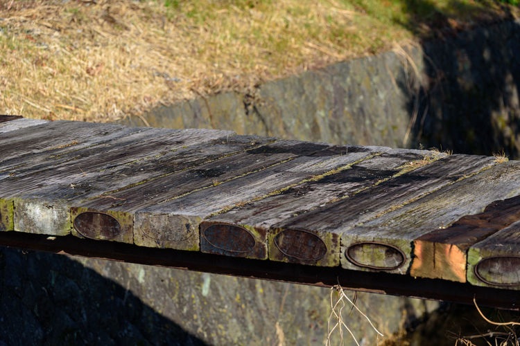 No People Wood - Material Metal Nature Day Rusty Old Close-up Outdoors Focus On Foreground Weathered Sunlight Damaged Architecture Land Textured  History The Past Wood Timber