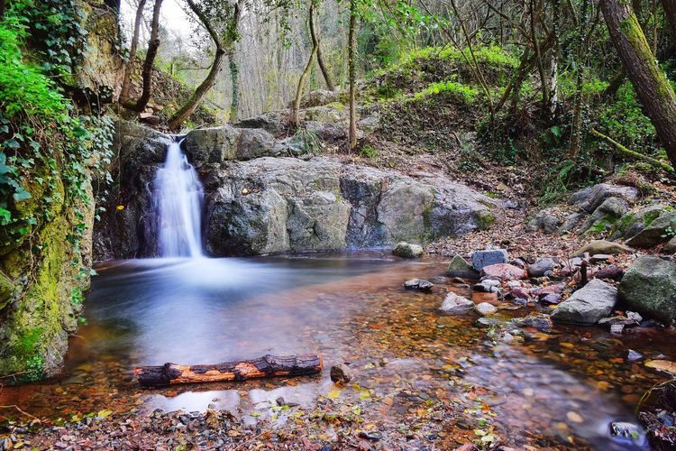 Vallcàrquera Capture Tomorrow Calm Water Larga Exposicion Nature EyeEm Best Shots EyeEmNewHere EyeEm Nature Lover EyeEm Gallery EyeEm Selects Barcelona BCNfoto Nature Photography Longexposure Cascade Water Sky Waterfall Falling Water Long Exposure Flowing Water Tranquil Scene Idyllic Calm Natural Landmark Rock Formation