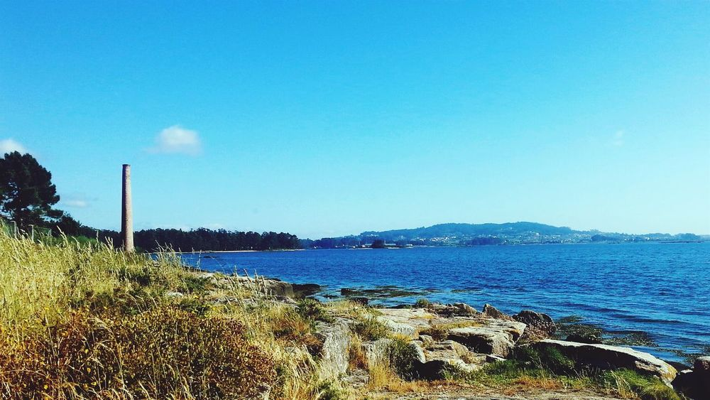 Sea Taking Photos Walking Around Relaxing Paradaise Galicia Place Beautiful Goodday Nature