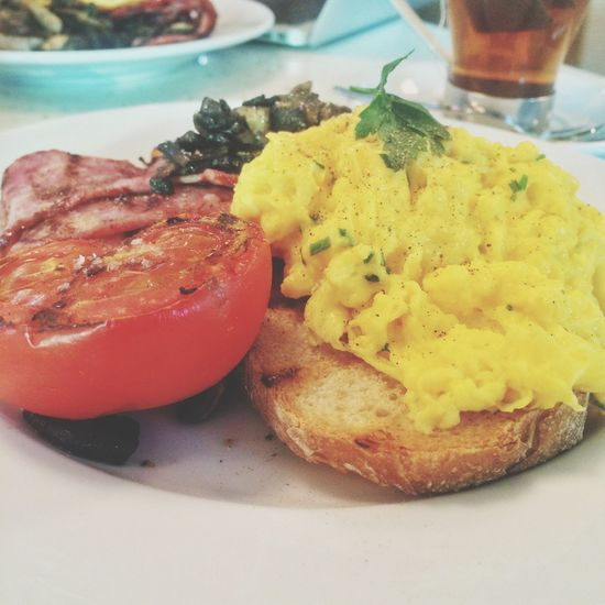 Dubai Breakfast
