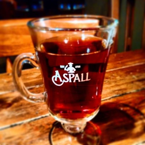 Cannot beat some warm cider on a freezing winter's night Gastropub Essex Cider Aspall Pub