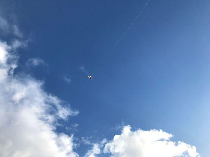 Kite Low Angle