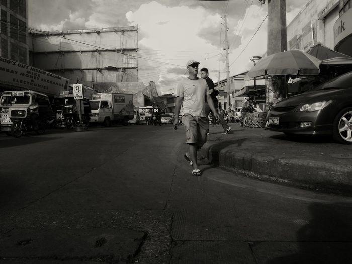 Urban Lifestyle Sunlight, Shades And Shadows Street Photography Black & White Light And Shadow City Life Colours Tagbilarancity Bohol Philippines Eyem Philippines