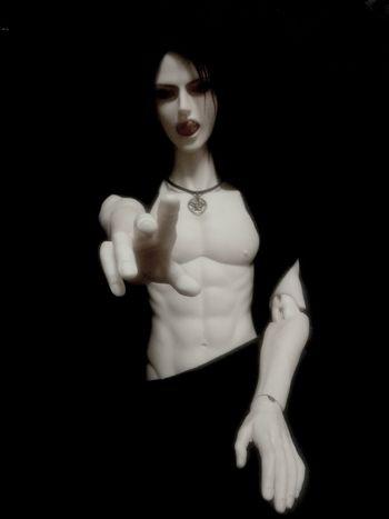 Bjd Vampire Ball Jointed Doll Dolls