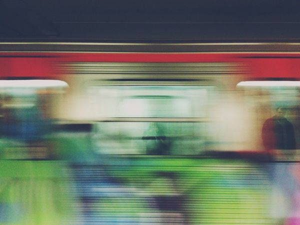 Subway The Illusionist - 2014 EyeEm Awards