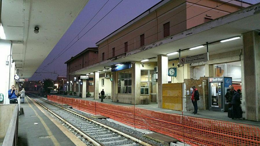 EyeEm Italy Train Station Ciampino Eurotrip Italia Public Transportation