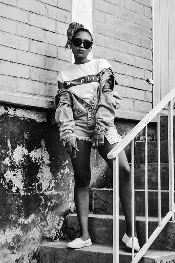 Nikonphotographer Nikon Blackwhite Outdoors Photographer Girl Black & White Photography Model MonochromePhotography Blogger VSCO