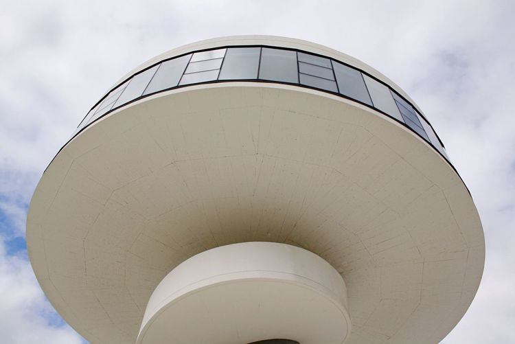 Niemeyer building
