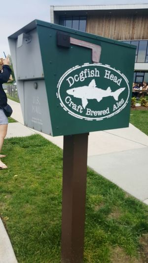 Mail Box Beer Tasting  Beer Brewery At Dogfish Ale Brewery! Brewerylife Brewerytour Dogfishead DogFishHead EyeEm Best Shots Outdoors