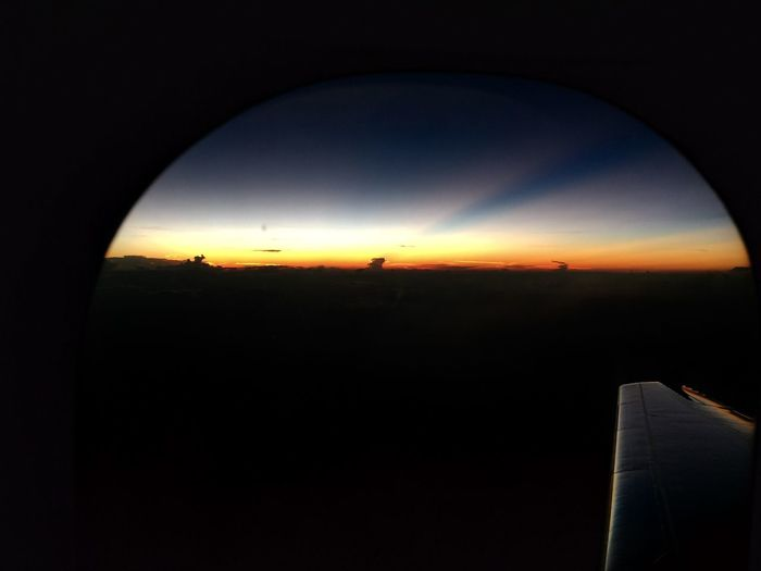 Hello World Enjoying Life Traveling Flying