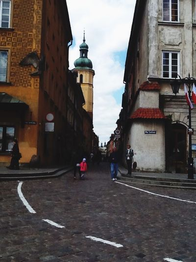 Urban Streetphotography Street City