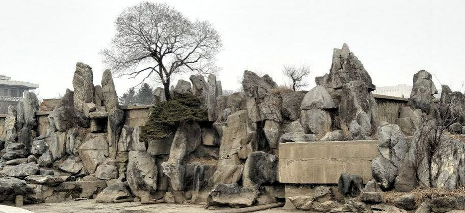 Ancient Ancient Civilization Day Destruction DPRK Forest History Landscape North Korea Old Old Ruin Outdoors Rock Rock - Object Rock Formation Rocks Ruined Stone The Past Travel Tree The KIOMI Collection EyeEm Best Shots Picturing Individuality EyeEm Gallery