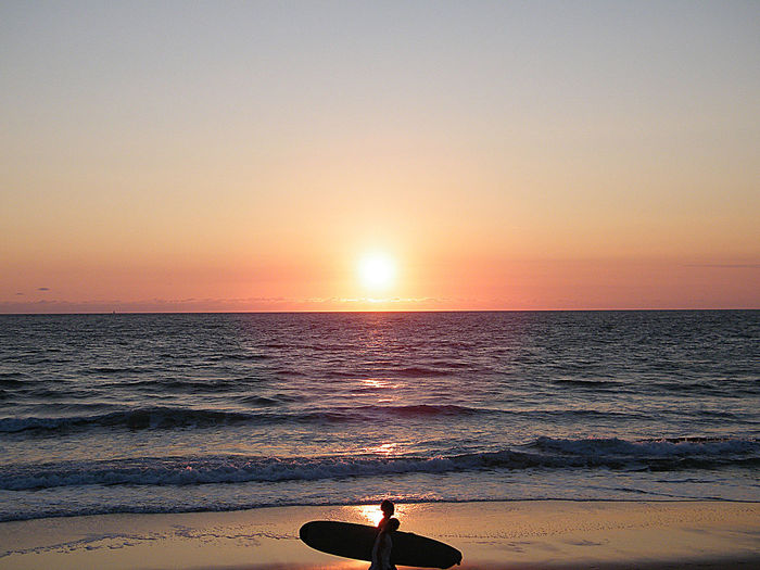 Beach Golden Hour Horizon Over Water Non-urban Scene Ocean Outdoors Peace And Quiet Seascape Summer Surf Surfing Wave Alternative Fitness Live For The Story