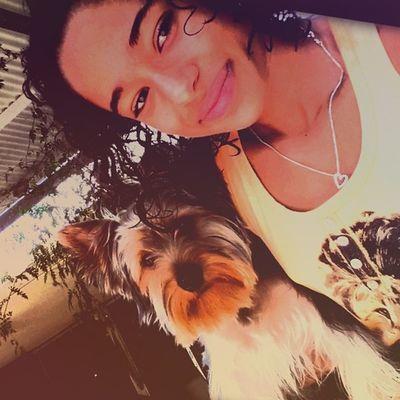 Avec mon chien ...a st François