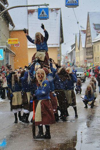 Taking Photos Fasnacht Hexen Narrentreffen Colors Of Carnival Wintertime Fasnet Eeyem Photography