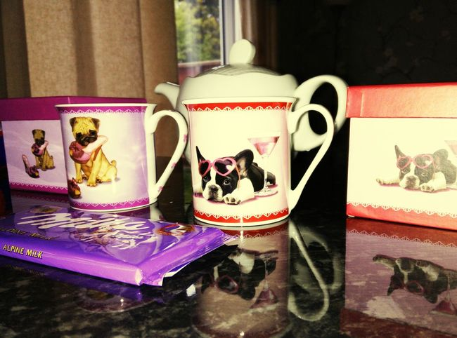 Coffee And Sweets Tea Milka PugMug FrenchieMug