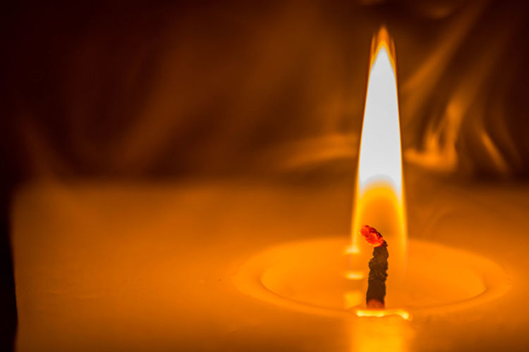 Candle with