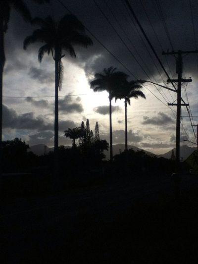 Fckn Whitmo dawg ! #HawaiiSky #NoFilter#Cheehee