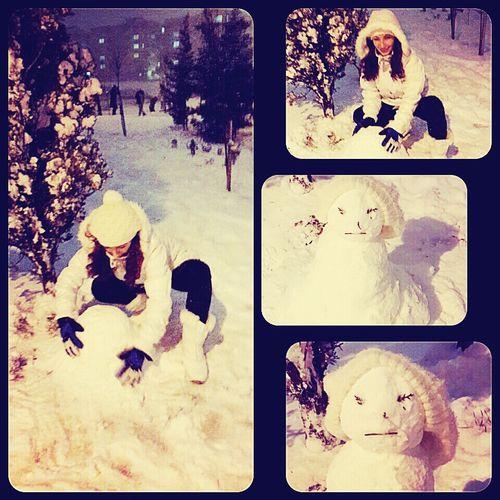 Snowing Snow ❄ Enjoying Life Hello World Cold Winter Snowday Snowwhite Snowwoman Snowy Days...