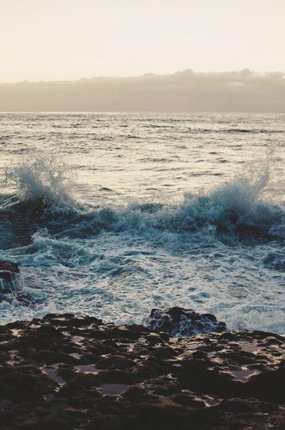 I love waves