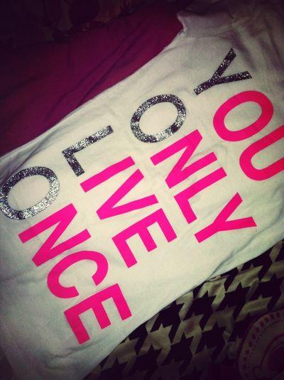 My New Shirt *.* <3