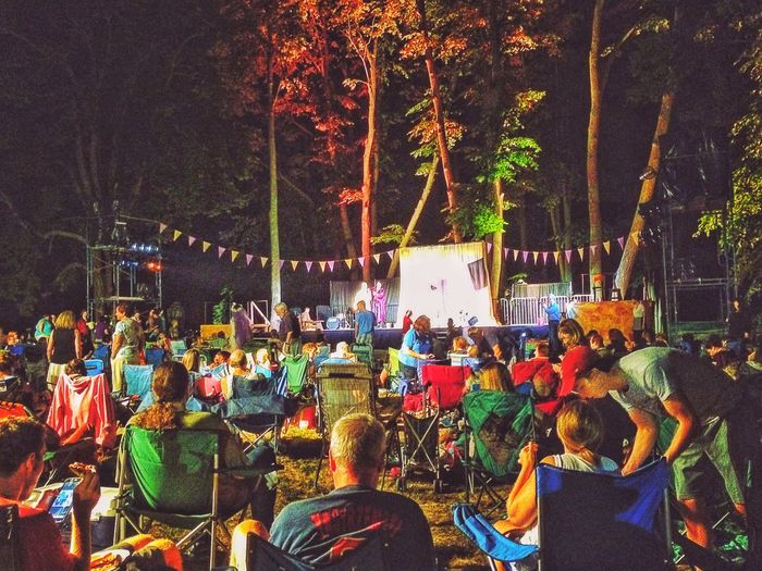 The end of the night.... Festival Shakespeare Festival Night Night Lights Long Island Sound American Shakespeare Theatre USA New England  August Summertime Summer Theatrical Performance Outdoors Taming Of The Shrew Outside Shakespeare Theater Theatre Stage Stratford Upon Housatonic Stratford Night Photography EyeEm Eyeem Photography