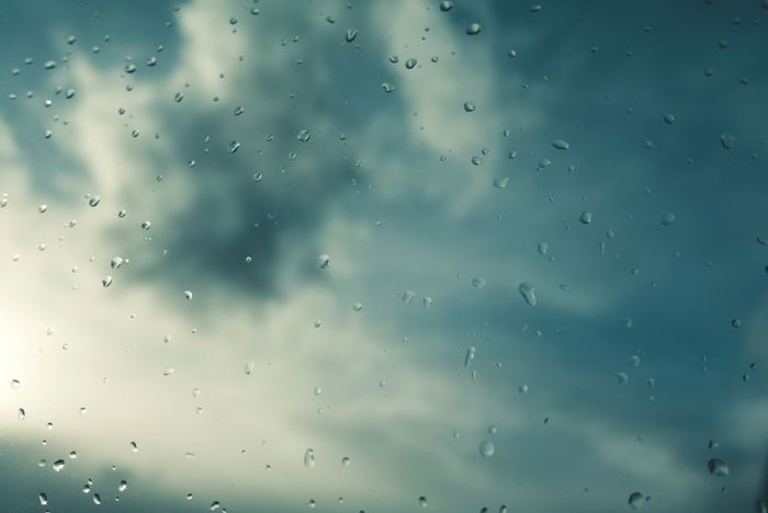 Raindrops Indoors  Window Lx100 Panasonic Lx100