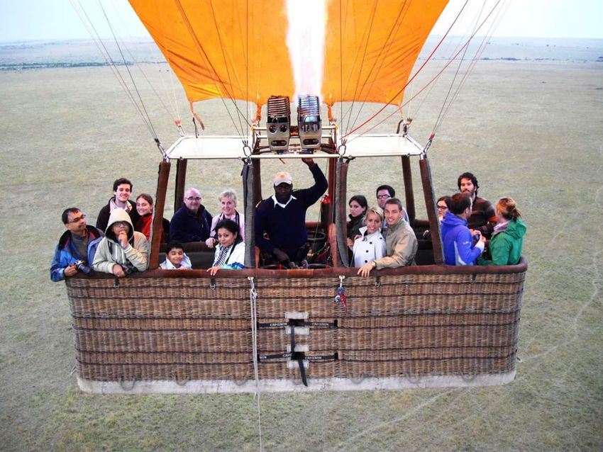 Original Experiences A wonderful balloon ride experience at Kenya. The weather was beautiful and the aight was heavenly. Love In The Air Travel Photography Travel Destinations Travel African Beauty