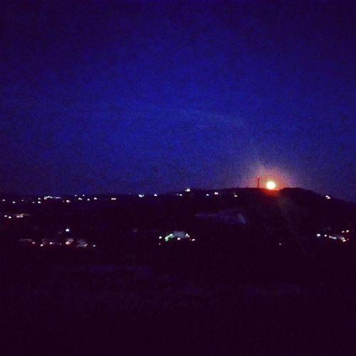 Full moon of May Photooftheday Lifo Thessaloniki Salonika skg posidi fullmoon night chalkidiki