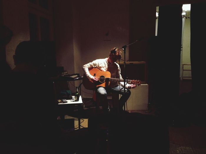 Daniel Gilt Singer Songwriter Talent