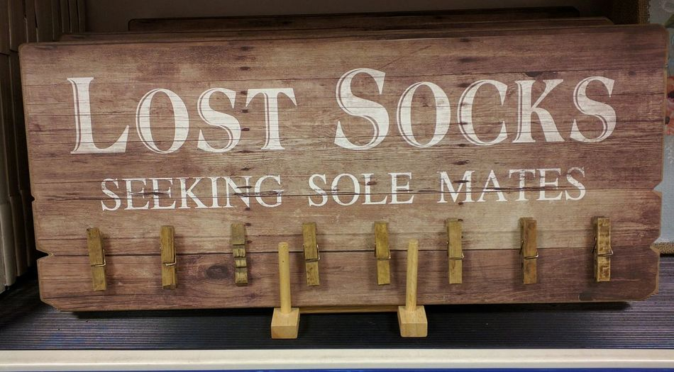 Box Crate Sock