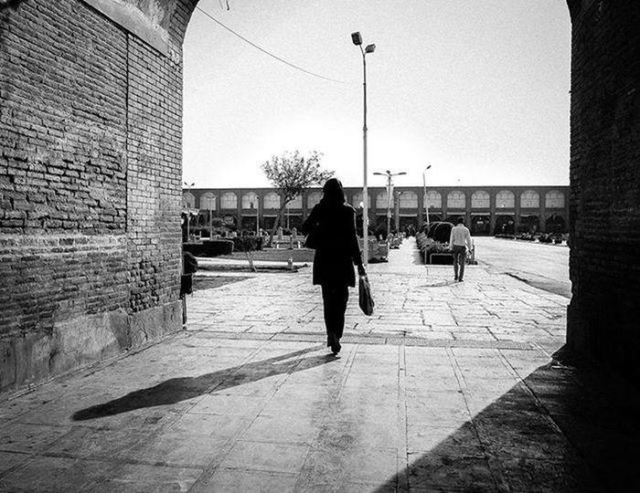 Ricoh Gr Ricohgr Blackandwhite Monochrome Esfahan Shadow Bnw