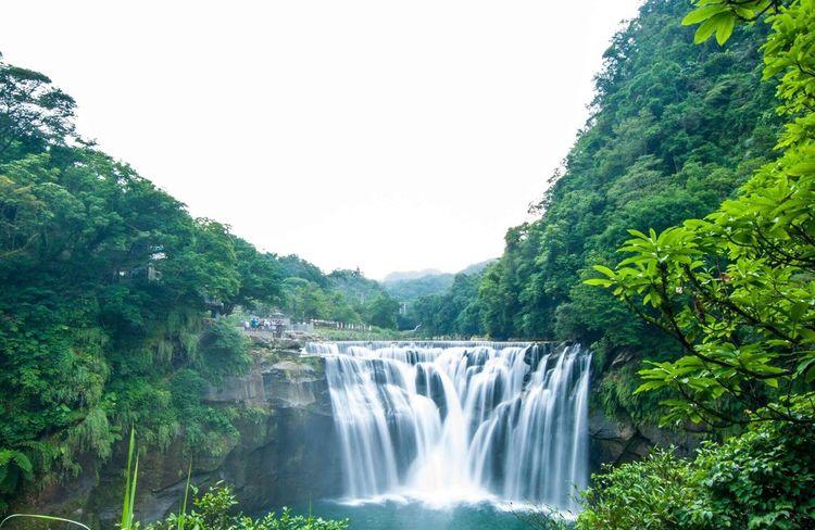 Shifen Waterfall Travel Photography Photography Newbie Taiwan Malaysian Nature